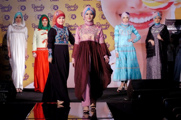 Strength of Indonesian Muslim Clothing Lines Abroad