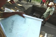 French Archaeologists Find 3 Human Skeletons in Medan