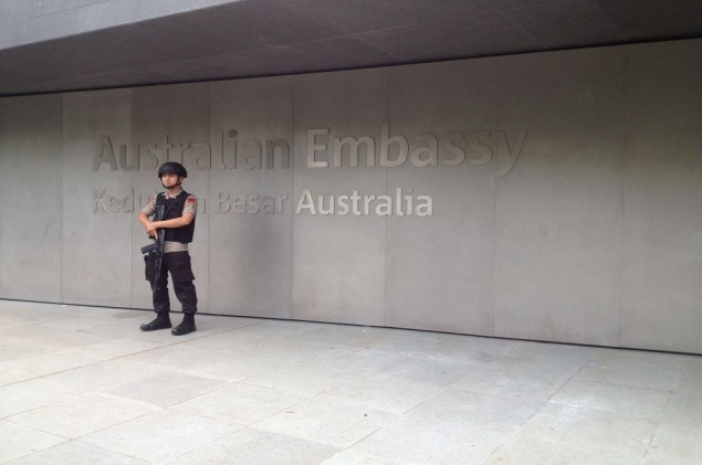 World | Julie Bishop Opens New Australian Emby Building i… on
