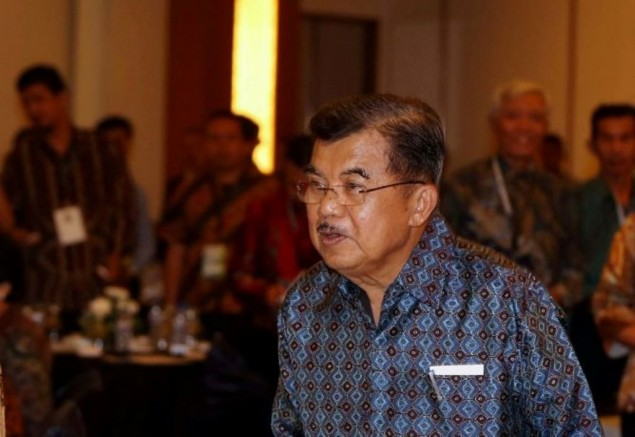 Indonesia Supports Peace in Middle East: VP