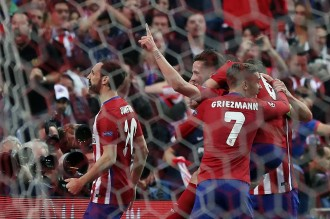 Atletico Madrid Taklukkan Bayern Muenchen 1-0