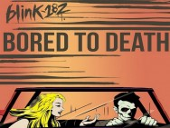 Simak Lagu Terbaru Blink 182, Bored to Death