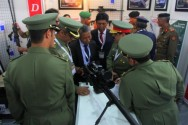 Indonesia Promotes Military Products to Middle East Countries