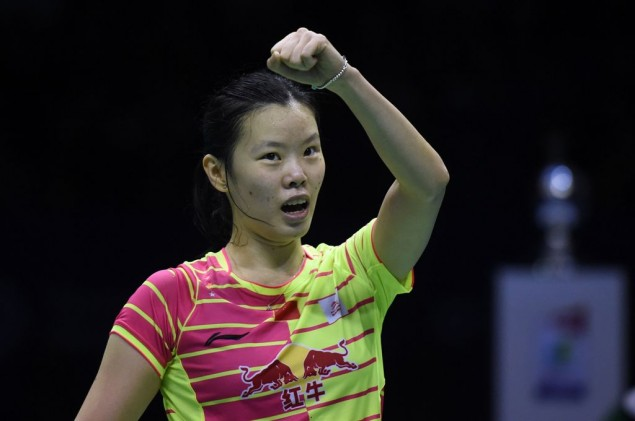 beat India, China Uber Team Reaches 16 th Final uber cup 2016