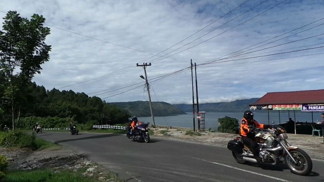 Greatest Caldera Ride Ciptakan 3 Rekor