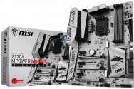 MSI Z170A MPower Gaming Titanium, Motherboard Gaming Premium