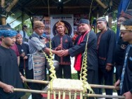 Sumedang People Hold Gembrong Liwet Ahead of Ramadhan