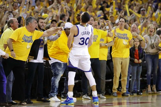 Golden State Warriors Melaju ke Final NBA