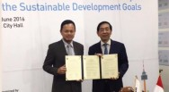 Bogor Establishes Smart City Development Cooperation with Seoul