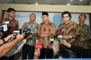 KPK, BPK Discuss Sumber Waras Case