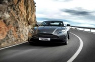 Aston Martin DB11 akan Dibekali V-12 Twin Turbo