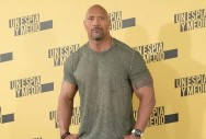 Dwayne Johnson Dilirik Bintangi Remake Film The Wolfman
