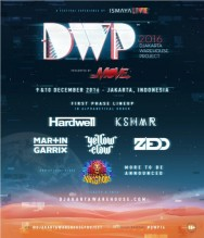 Several International DJs to Perform in DWP 2016