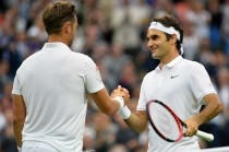 Federer Menang Straight Set Atas Petenis Kualifikasi Willis