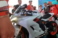 Motor Supersport Terbaru Ducati 'Bocor' di WDW 2016