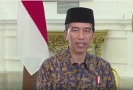 Celebrate Eid al-Fitr With Spirit of Hard Work: Jokowi