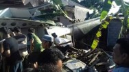 Army Helicopter Crashes in Sleman, 3 Killed