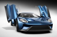 New Ford GT Uji Aerodinamika di Terowongan Angin
