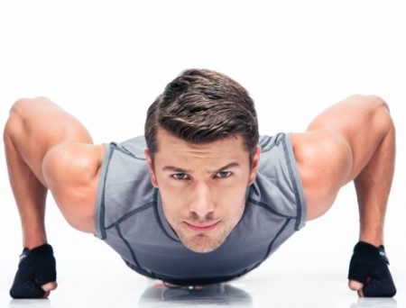 Tips Push-Up yang Benar