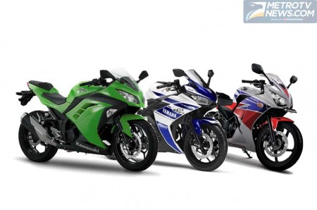 Segmen Sport 250 cc jadi Entry Level Moge