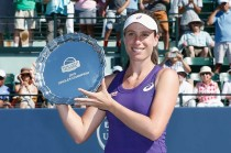 Konta Tundukkan Venus Williams di Final Stanford Classic