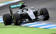 Rosberg Raih <i>Pole Position</i>