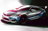 M4 Coupe jadi Basis BMW di Balap GT4