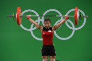 Sri Wahyuni, Indonesia's First Medalist in Rio Olympics