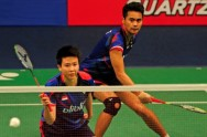 Schedule of Indonesian Olympic Badminton Team in Group Rounds