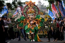 Tomohon International Flower Festival Digelar