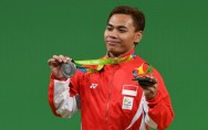 Eko Yuli Irawan, from Goatherd to Olympic Medalist