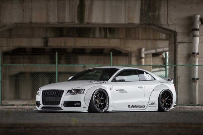 Ganti <i>Body Kit</i> Audi A5 Makin <i>Sporty</i>