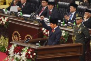 Jokowi Announces 2017 Budget Plan