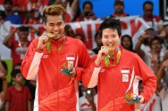 Tontowi-Liliyana Win Olympic Gold Medal