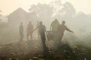 Gov't Records Rising Number of Hotspots in Sumatera