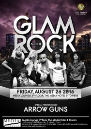 Glam Rock Night-Tribute To Guns N' Roses, 26 Agustus