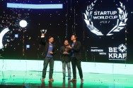 Ahlijasa Wakili Indonesia di Startup World Cup ke Silicon Valley