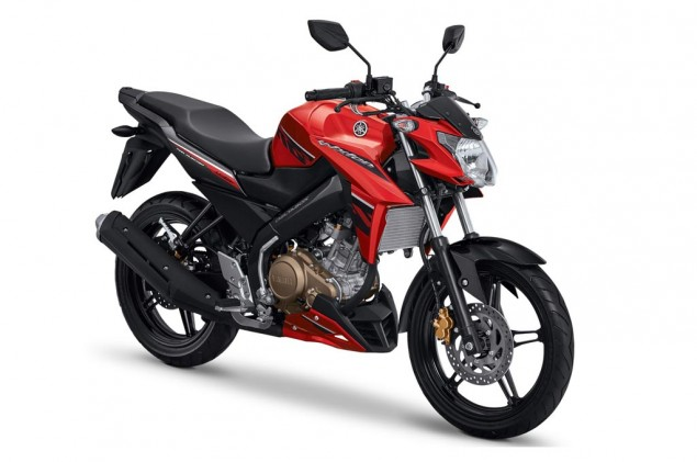 New V-Ixion Advance, Usung Empat Warna Baru