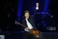 Paul McCartney Kenang Konser Bersejarah The Beatles di Amerika