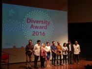 Jurnalis Media Indonesia Raih Diversity Award 2016