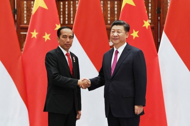 Jokowi and Xi Jinping Conduct Bilateral Meeting