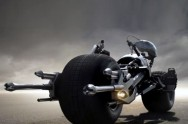 Batpod di Film The Dark Knight Dilelang