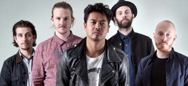 The Temper Trap Diperkuat Drummer Andra & The Backbone