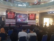 800 Gamer Ramaikan Jogja Game Show