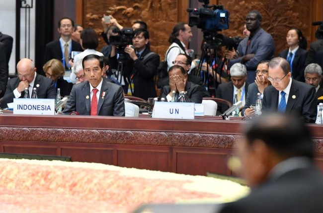 Jokowi Explains Tax Amnesty in G20 Summit