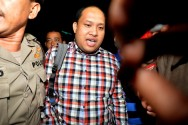 Banyuasin Regent Named Suspect for Bribery