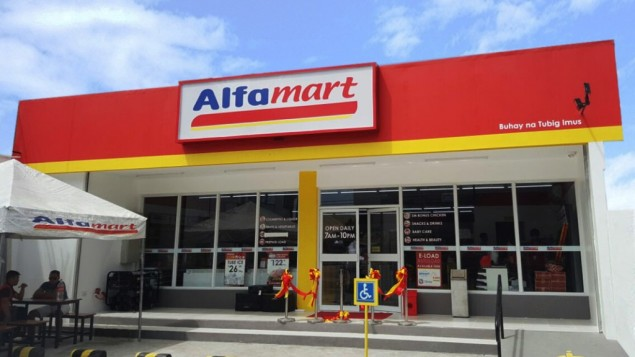 Alfamart Eyes 200 Outlets in Philippines