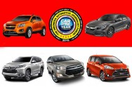 5 Mobil Finalis Forwot Car of The Year 2016