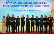 ASEAN-China Partnership Must Mantain Peace in South China Sea: Jokowi