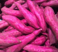 Purple Yam, Superfood to Replace Rice